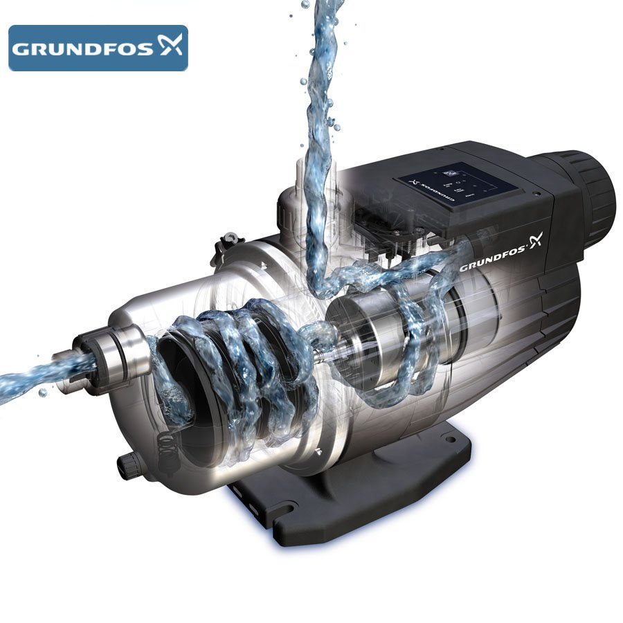 Grundfos mq 3 45 ремонт своими руками